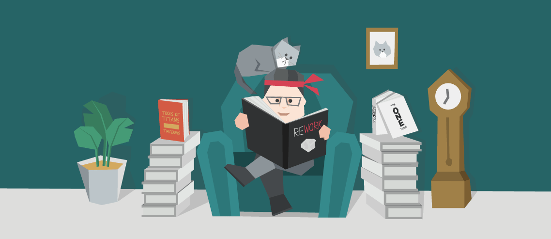 4 biznesowe książki, które powinieneś przeczytać jako cyfrowy nomada