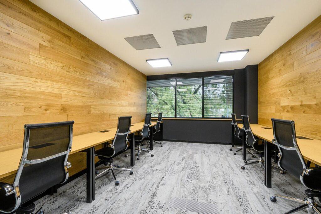 Gold Place - Przestrzeń coworkingowa